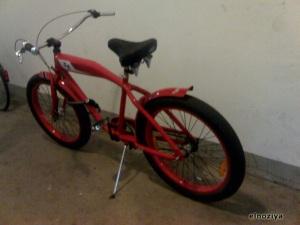 Bicicleta del Barón Rojo