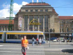 Leipzig Haupbahnhof