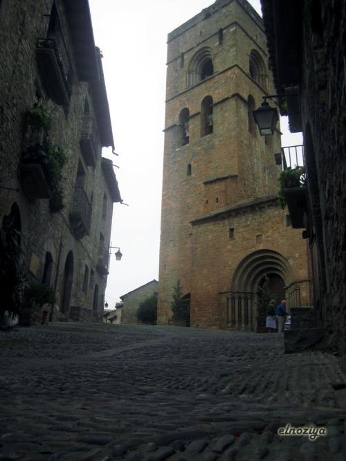 La torre de la Iglesia.