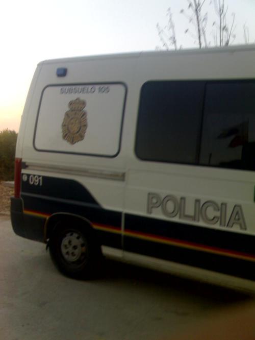¡Policia de alcantarillas!